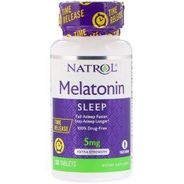 БАД Мелатонин Natrol