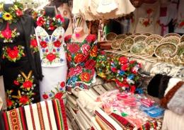 Национальная Сорочинская ярмарка (Украина, Великие Сорочинцы)