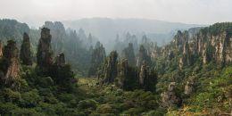 Национальный парк Чжанцзяцзе (Китай, Хунань)