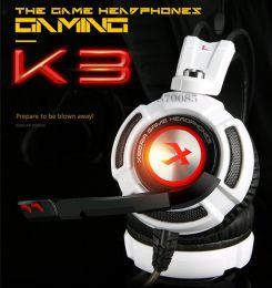 Наушники с микрофоном Xiberia K3 USB