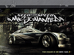 Компьютерная игра Need for Speed: Most Wanted Black Edition