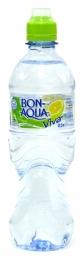 Негазированная минеральная вода Bon Aqua Viva лимон
