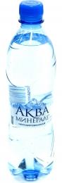 Негазированная питьевая вода Aqua Minerale