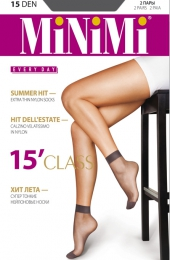 Нейлоновые носки MiNiMi 15 den