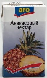 Нектар Aro Ананасовый