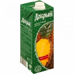 "Нектар ""Добрый"" ананасовый"