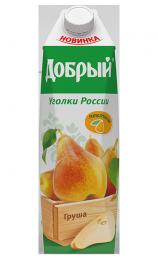 """Нектар """"Добрый"""" груша"""