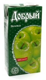 """Нектар """"Добрый"""" яблочный"""