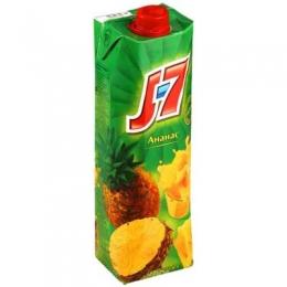"""Нектар """"J-7"""" ананас с мякотью"""