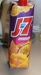 """Нектар """"J-7"""" манго-маракуйя апельсин"""