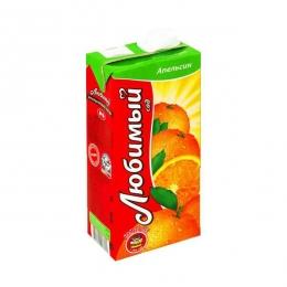 """Нектар """"Любимый сад"""" апельсин"""