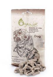 Нежные косточки для щенков с ягненком и кальцием Organix