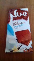 "Нежный молочный шоколад ""Nue"" Creamy Milk"