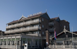 Отель Spaander 3* (Нидерланды, Воллендам)