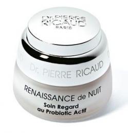 Ночной крем для контура глаз с активным пробиотиком Dr.Pierre Ricaud Renaissance de Nuit