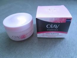 """Ночной крем для лица """"Olay"""" Essentials Active Hydrating для нормальной и сухой кожи"""