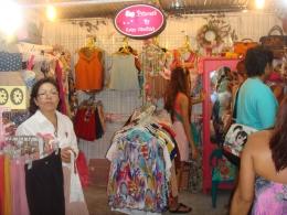 Ночной рынок на Пхукете (Таиланд)