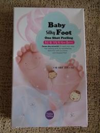 Носки для пилинга Baby Silky foot