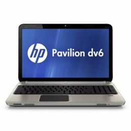 Ноутбук HP PAVILION dv6-6b10er
