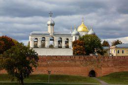 Новгородский кремль Детинец (Великий Новгород)