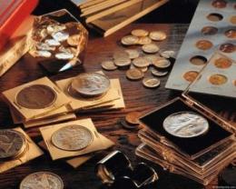 Нумизматика - коллекционирование монет