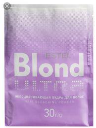Обесцвечивающая пудра для волос Estel Blond ultra