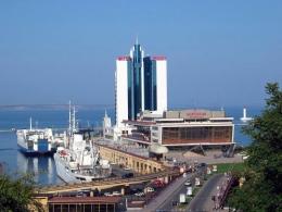 Город Одесса (Украина)