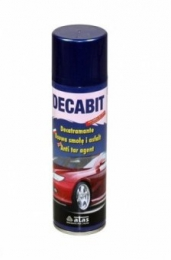 Очиститель битума с кузова автомобиля Decabit
