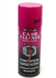 Очиститель карбюратора HI-GEAR синтетическая формула