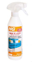 Очиститель-спрей для ковров и обивки HG