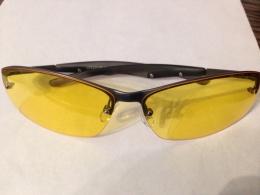 Очки Cafa France с поляризационными линзами желтого цвета CF632Y-46