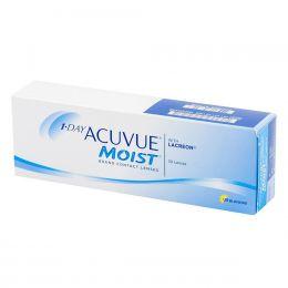 Однодневные контактные линзы Acuvue Moist