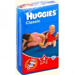 Одноразовые подгузники Huggies Classic
