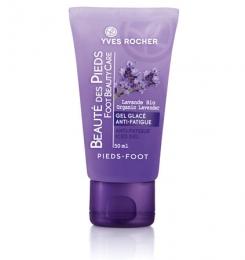 Охлаждающий гель Yves Rocher Beaute des Pieds для снятия усталости ног