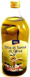 Оливковое масло Aro Olio di Sansa di Oliva
