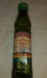 Оливковое масло Borges Extra Virgin 100%