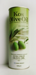 Оливковое масло Kos Olive Oil Extra Virgin