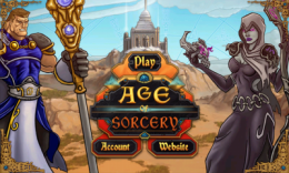 Онлайн-игра Age of Sorcery для Windows Phone
