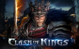Игра Clash of Kings для Android
