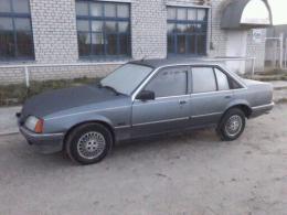 Автомобиль Opel Rekord E