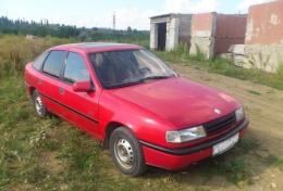 Автомобиль Opel Vectra A