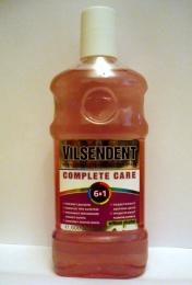 Ополаскиватель для полоcти рта Vilsendent Complete Care 6 в 1