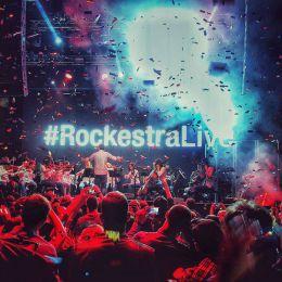 Оркестр RockestraLive