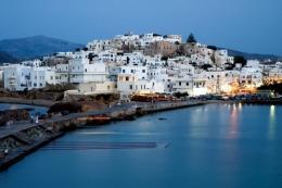 Остров Наксос (Греция)