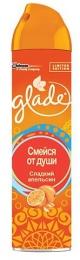 Освежитель воздуха Glade Сладкий апельсин
