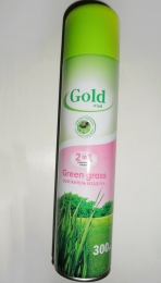 Освежитель воздуха Gold wind «Green Grass» 2 in 1