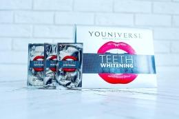 Отбеливающие полоски Youniverse Teeth Whitening Strips
