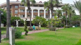 Отель Club Turan Prince World 5* (Сиде, Турция)