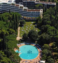 Отель Eden 4* (Хорватия, Ровинь)