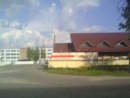 Отель Новый (Россия, Смоленск)